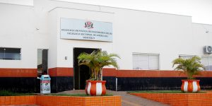 PM prende acusado de furtar estabelecimento em Engenheiro Coelho