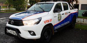 Guarda prende idoso acusado de abusar de menina em Engenheiro Coelho
