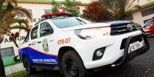 GCM prende três por tentativa de homicídio em Engenheiro Coelho