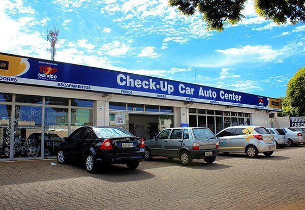 Check-Up Car
