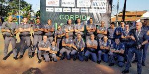 Policiais de Engenheiro Coelho participam da Corrida Equilíbrio