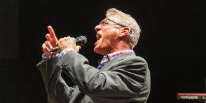 Shows de Steve Green reúnem 5 mil pessoas em Engenheiro Coelho