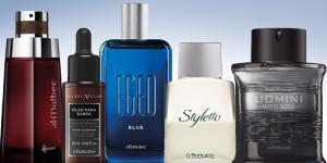 Agora é a vez deles! O Boticário tem promo de perfumaria masculina até o fim de março